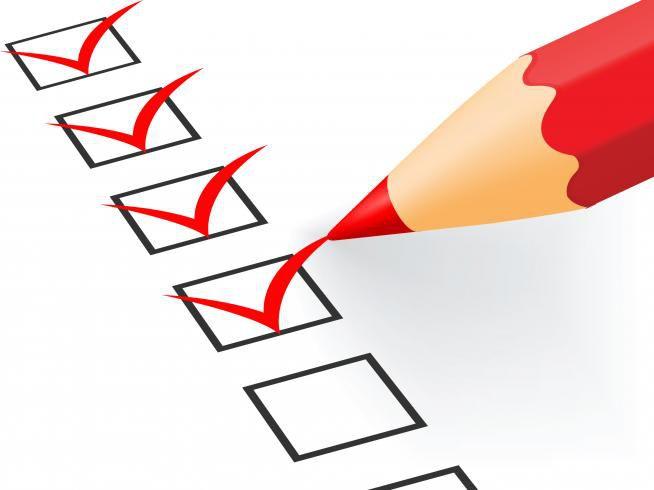 Truck Bed Liner Checklist