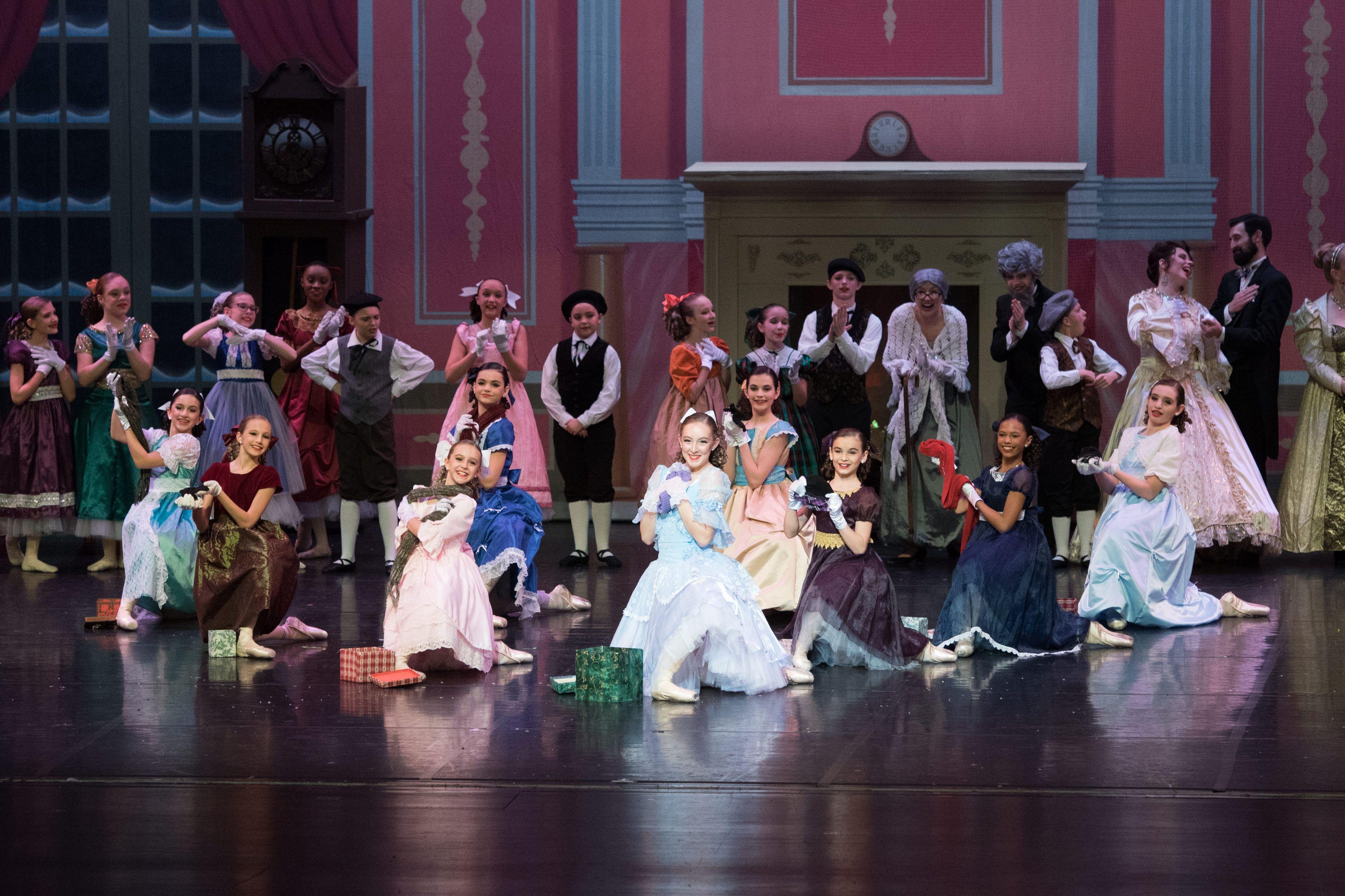 the nutcracker macomb ballet company