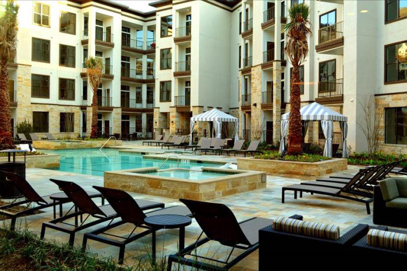Texas Medical Center Featured Properties - Corporate Apartment Network