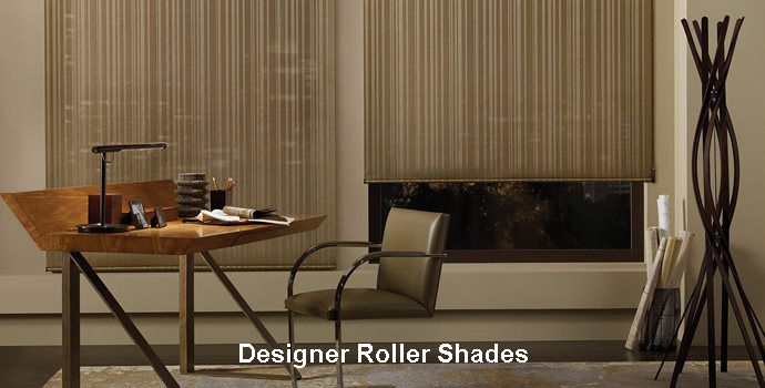 Designer Roller Screen Shades Near Hoboken Jersey City Nj Custom Window Treatments