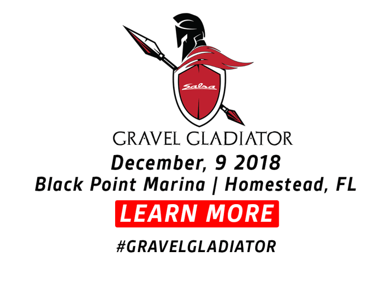 LEARN MORE ABOUT THE GRAVEL GLADIATOR