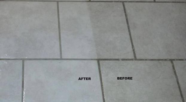 Tile Grout Cleaning Service Advantage Carpet Care - How to keep grout clean on tile floor