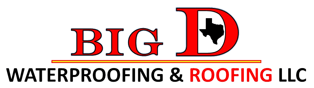 Big D Waterproofing & Roofing LLC Logo