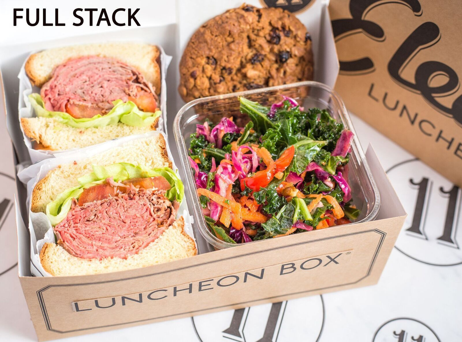 Luncheon Boxes