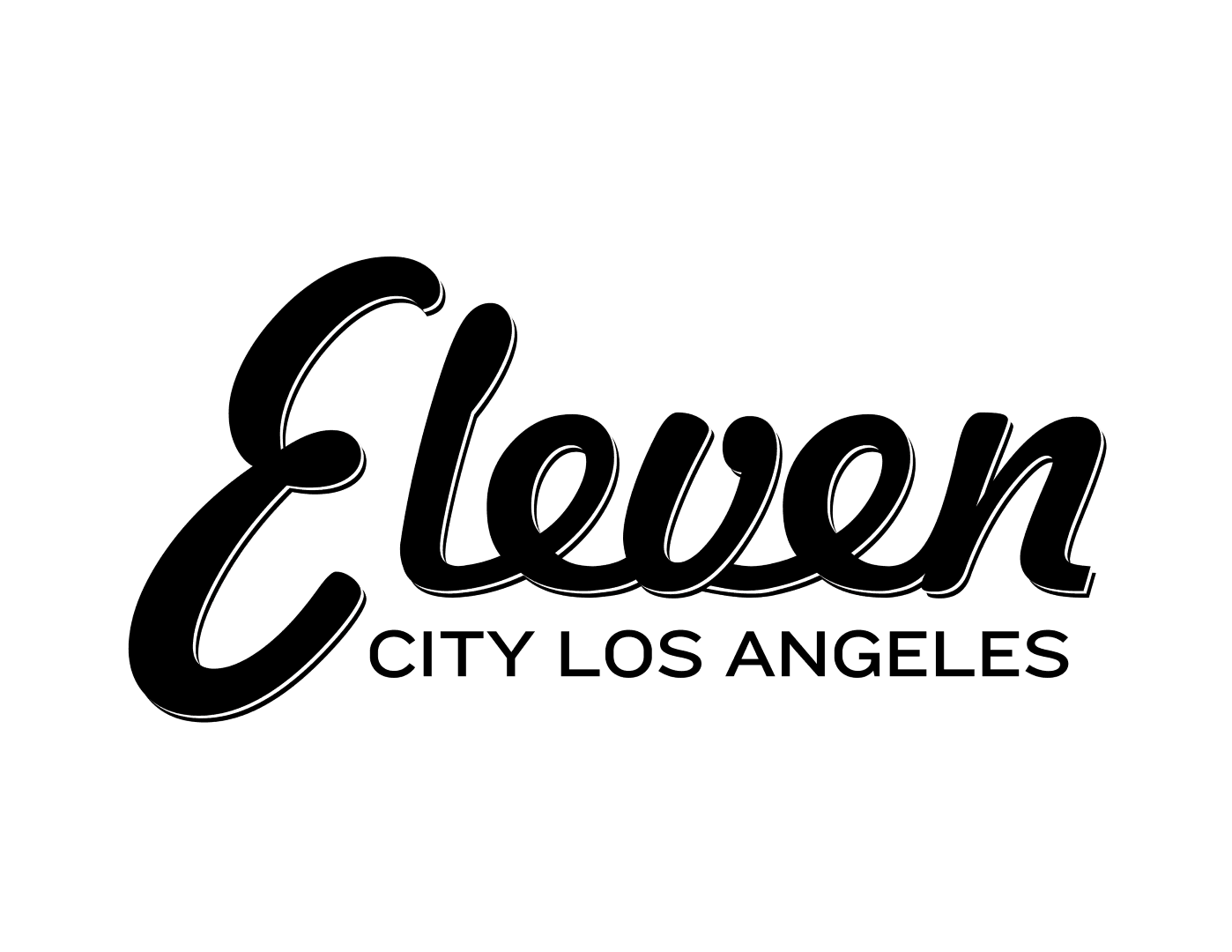 Eleven City Los Angeles logo