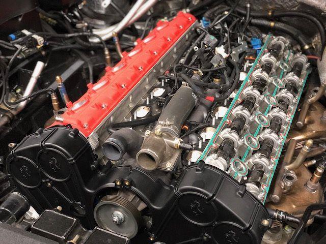 Ferrari 575 Major Service