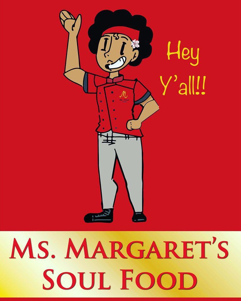 Ms. Margaret's Soul Food Catering Logo